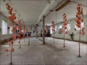 Georg Hornung | Anpflanzung I | Plantation I | 2005