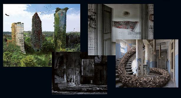 Ausstellung Endzeit - Kunstraum Stoffen 2016